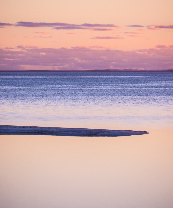 Dave Blog 4 - Shark Bay Twilight